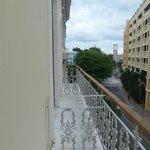 Suite balconies