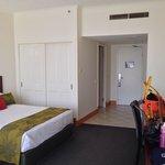 Room 506 Ocean Tower (Oceanview room)