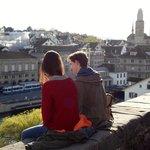 Lindenhof - место романтических встреч...