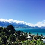 View of Kaikoura from Absolutely