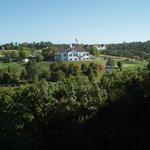 View of 1000 Hills Golf Course from our unit - 2010
