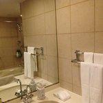 ふつうのバスルーム 可もなく不可もなく 日本の標準?