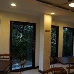 Lobby/Frühstücksraum