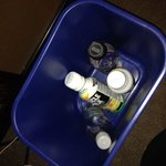 Un-emptied recycle bin