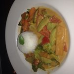 Pumpkin & Broccoli Curry