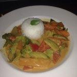 Pumpkin & Broccoli Curry