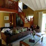 Lounge Birdlip Cottage