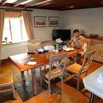 Malvern Dining room