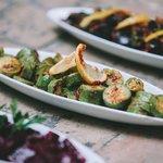 Karima's Moroccan salads