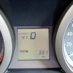 Aussentemperatur 41 Grad!