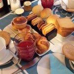 La colazione è servita!