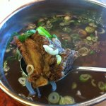 Galbi-tang(soup)