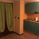 Cucina (Mini appartamento)