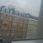 The dirty windows