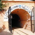 Madene Giriş/ Khewra Salt Mines Entrance