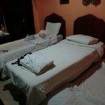 Yataklar kirli
