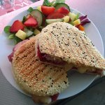 One of our delicious panini