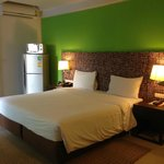 Bed in Deluxe Room (good for 3 persons)