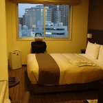 Double room on 12th floor