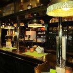 Theke in Schotte's Bar