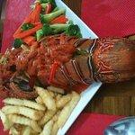 ...leckerer Lobster.