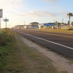 A1A, early morning.