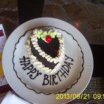 Geburtstagskuchen :-)
