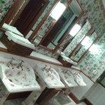 Banheiro social - Um charme!
