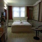Green Hotel Rize, the bridal room which you maybe get as single woman tourist.