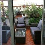 Balcony daytime