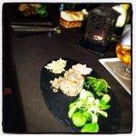 Tartare de thon rouge wakame et mache