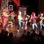 Loved the cloggers!