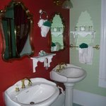 Coombs Room Bath Room (has double sinks)