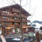 Adelboden - Hotel Adler mit Adlerstube