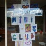 Kids club ou les enfants sont rois