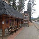 Log Cabin Restaurant in Tahoe