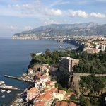 City view of Sorrento