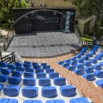 Entertainment Stage