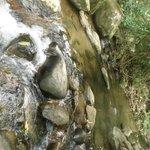 cachoeira ou riacho