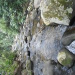 cachoeira nos fundos