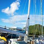 Sail Bravura Boat