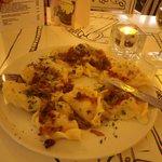 Ruskie Pierogi - potato and cottage cheese dumplings