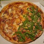 Pizza famiglia gigante bigusto a 10 euro :-X