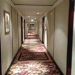 A lovely hallway..