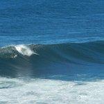 Kayayan surfer