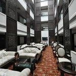 Inside, Parkland Grand Hotel, Delhi, 28 Dec 2012