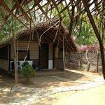Double cabana