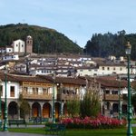 Plaza de Armas- Cuzco-PE