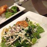 Grilled Asparagus with Ahi Salad