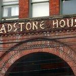 Gladstone House sign